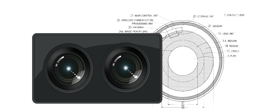 BAS scanner and its technical drawing