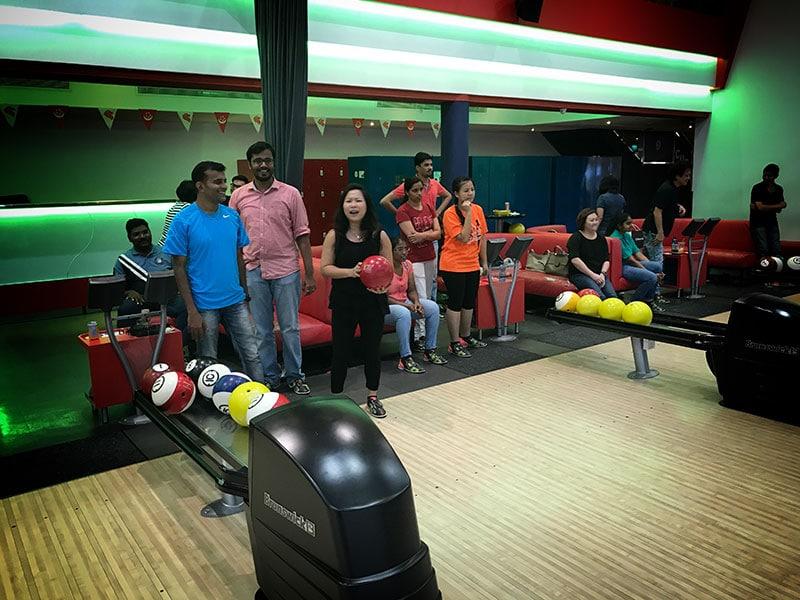 Intercorp home event - Bowling Tournament 12