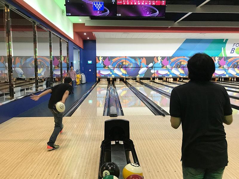 Intercorp home event - Bowling Tournament 13