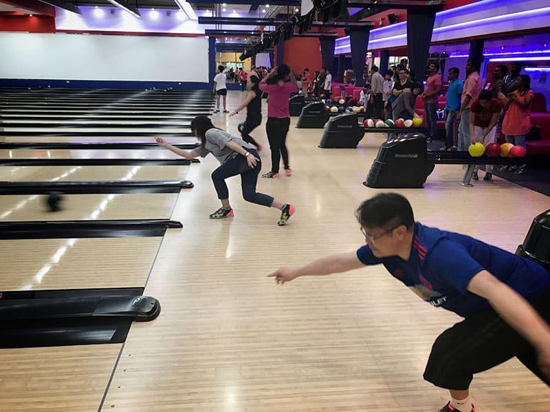 Intercorp home event - Bowling Tournament 2