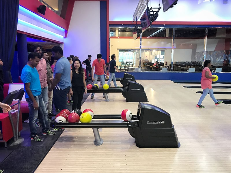 Intercorp home event - Bowling Tournament 5