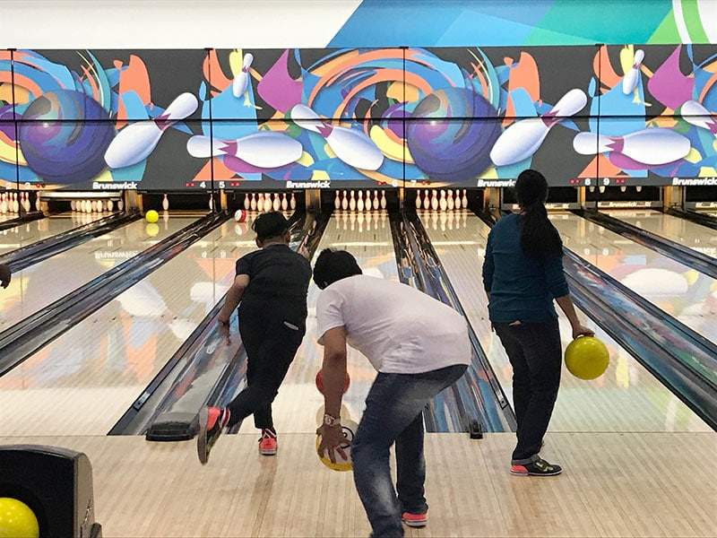 Intercorp home event - Bowling Tournament 8