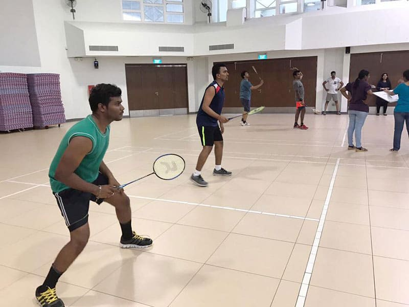 Intercorp Home Event - Badminton Doubles Tournament 2
