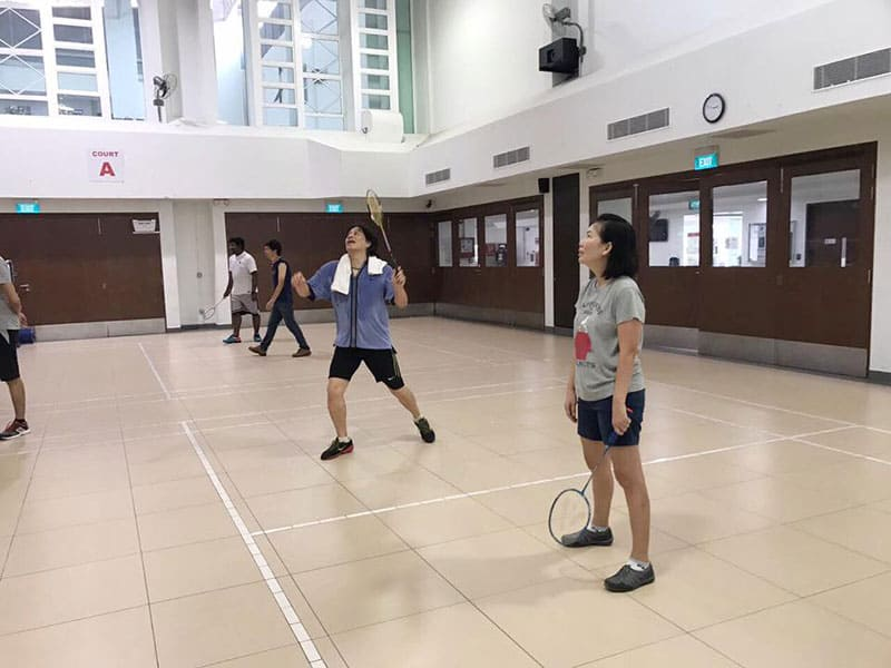 Intercorp Home Event - Badminton Doubles Tournament 3