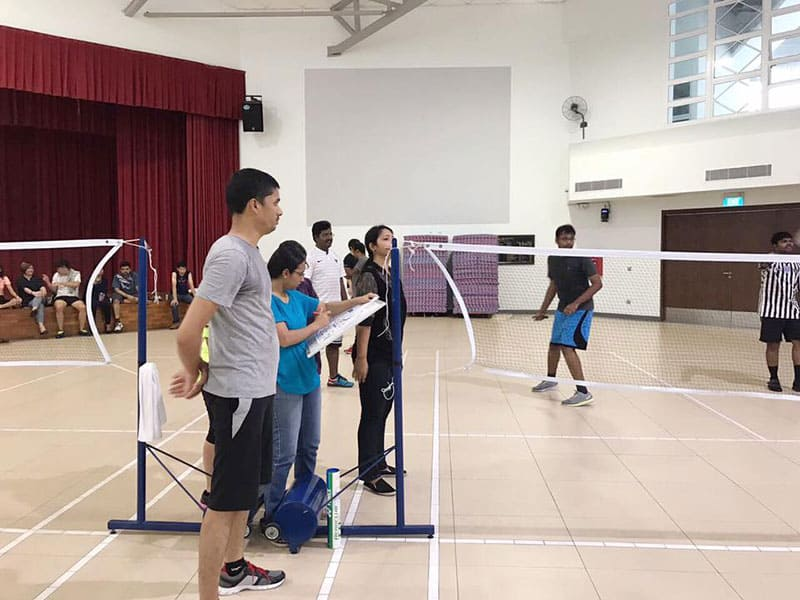 Intercorp Home Event - Badminton Doubles Tournament - Neutral