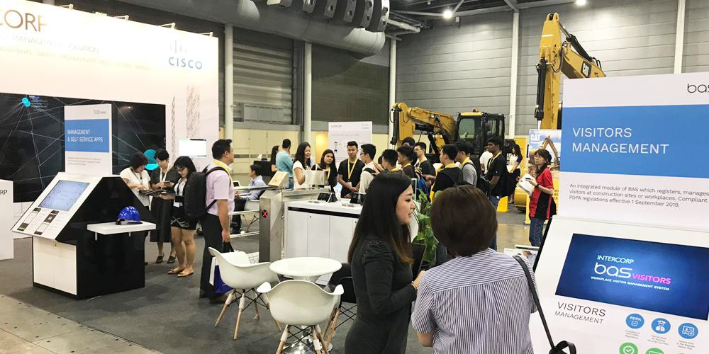BuildTech Asia 2018 Exhibition 5-1