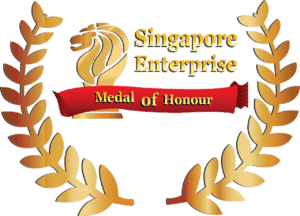 Singapore Enterrprise Medal of Honour TOP 100 SMEs 3