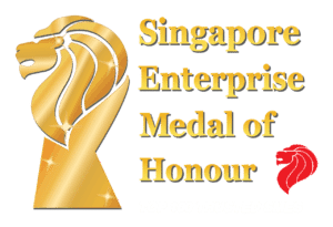 Singapore Enterrprise Medal of Honour TOP 100 SMEs 4