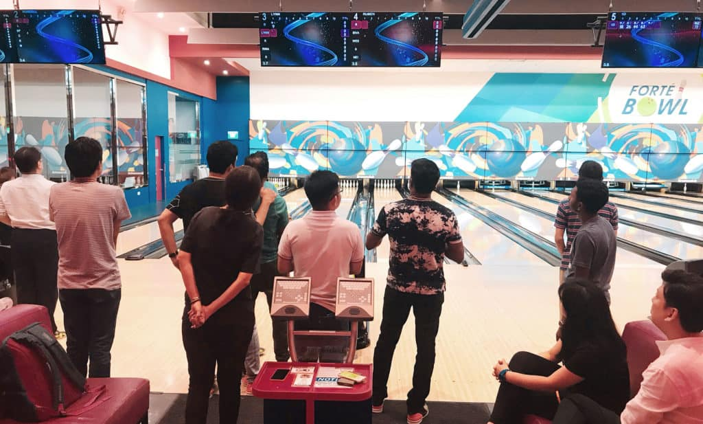 intercorp annual bowling competition 2019 1