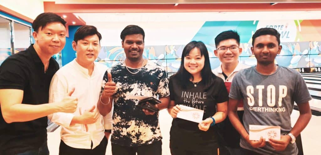intercorp annual bowling competition 2019 10