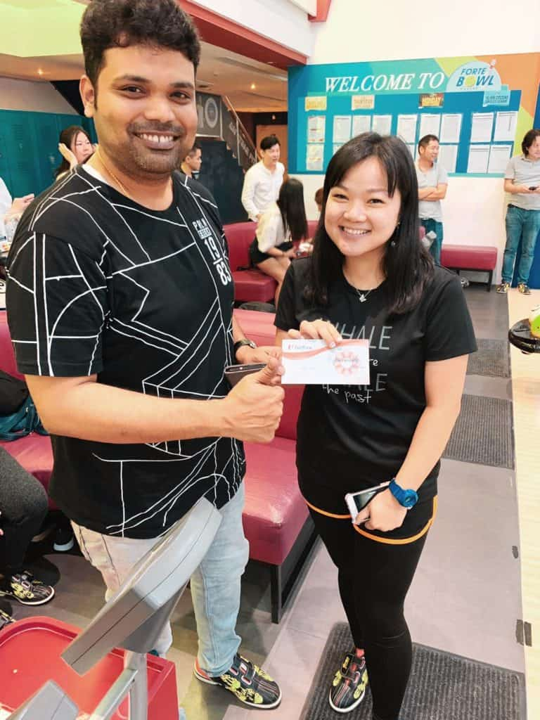 intercorp annual bowling competition 2019 9
