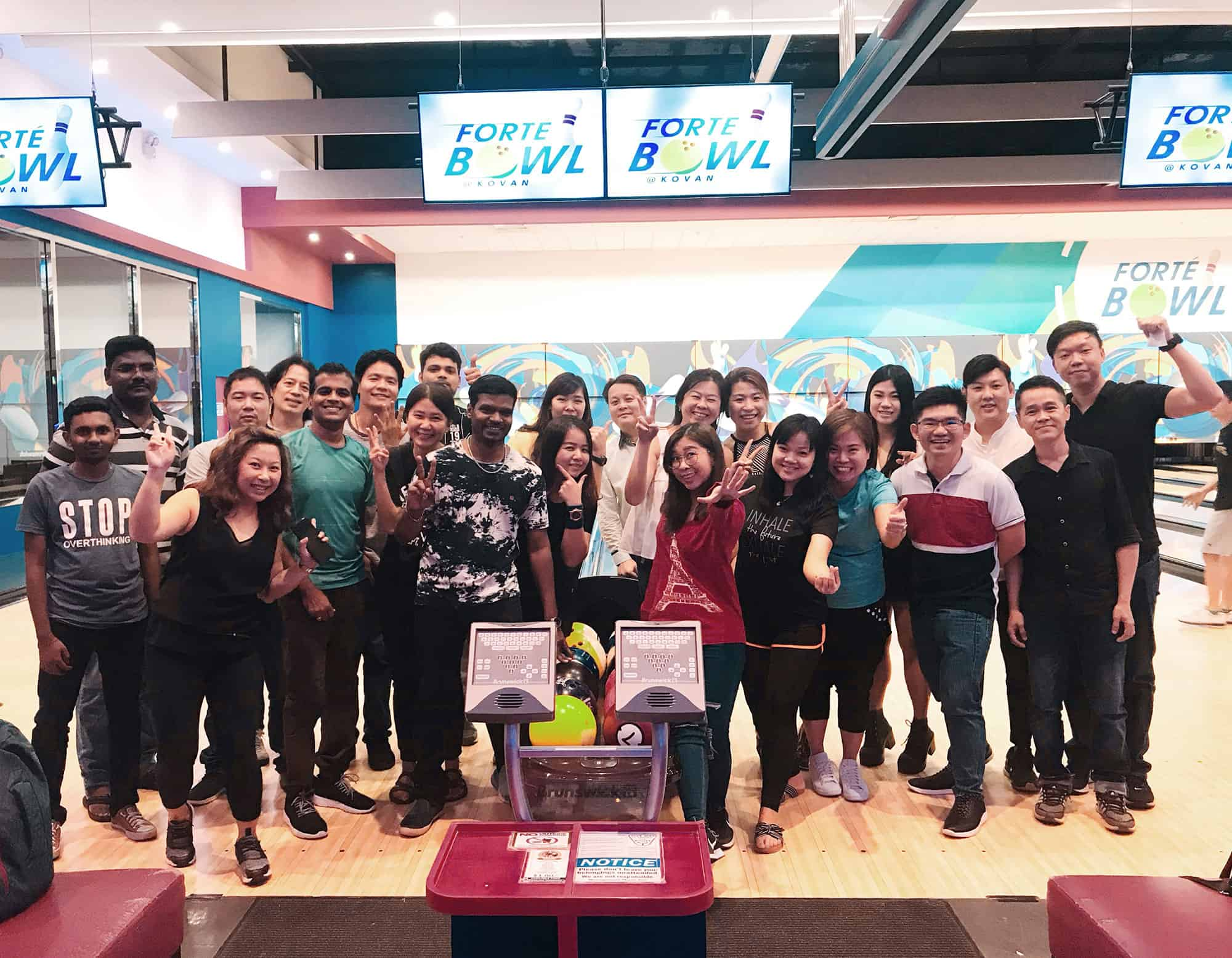 Annual 2019 Bowling Competition