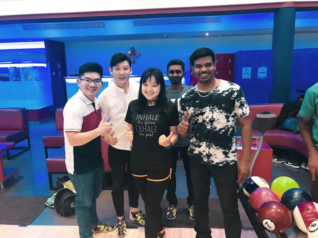intercorp annual bowling competition 2019 6