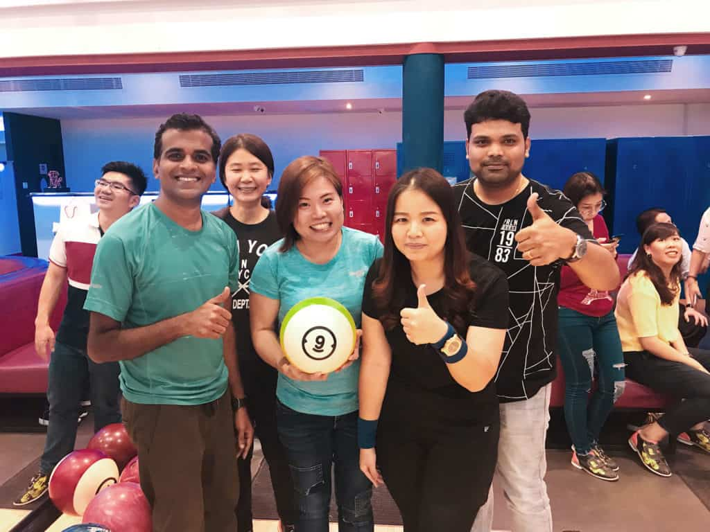 intercorp annual bowling competition 2019 5