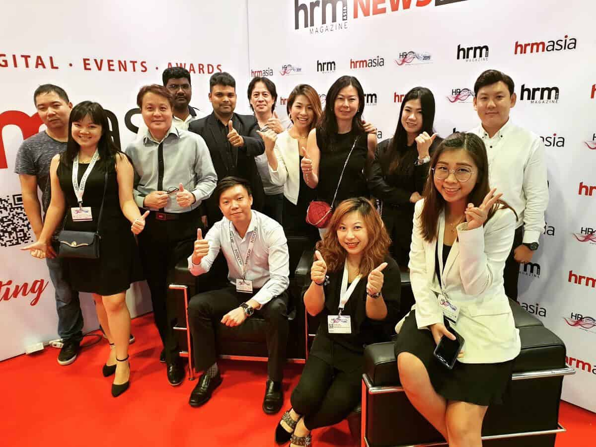 Thank You for a Successful HR Festival Asia 2019 Exhibition!