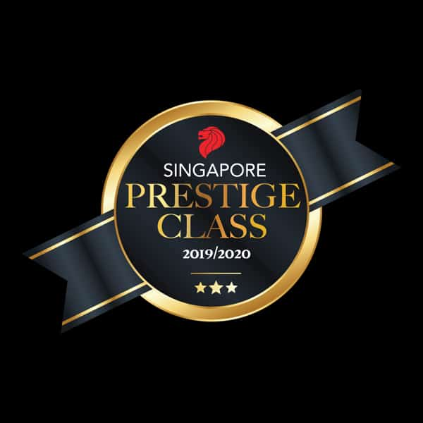 Thank You for Prestige Class Award 2019!