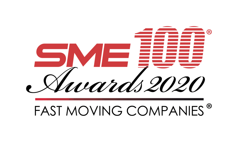 Intercorp awarded as SME100 Fast Moving Company for 2020!