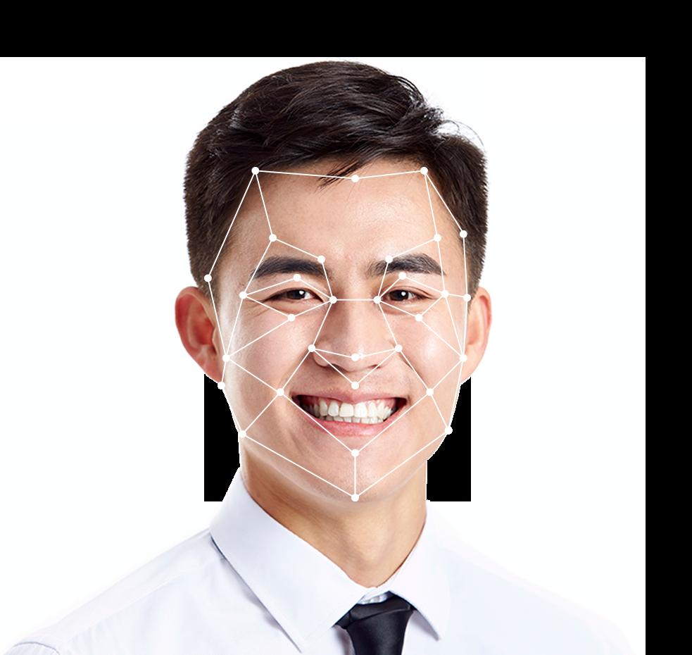 home-bas-facial recognition-solutions-biometrics-man-smiling